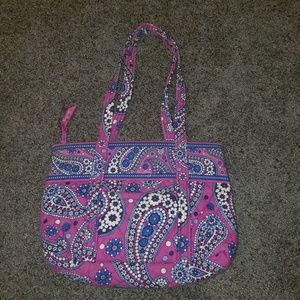 Colorful vera Bradley purse